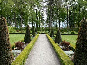 2 lange tuin - Weergaven tuin lange ...